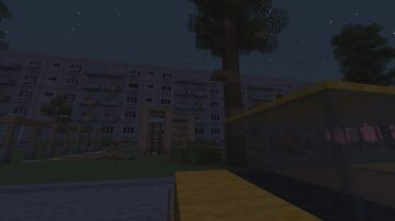 🔴 large courtyard   bysenkovo 🔴 Minecraft Map & Project