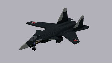 "Su-47 ""Berkut"" Minecraft Map & Project"