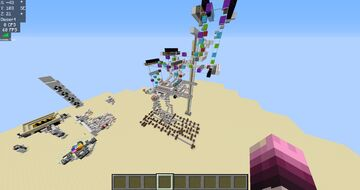 Lukeskyguy22's Redstone world (for YT video) Minecraft Map & Project