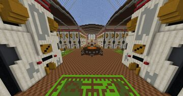 Game Central Station (Kingdom Hearts Union χ [Cross] ) Minecraft Map & Project