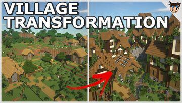 fragger57's Village Transformation Minecraft Map & Project