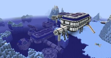 Subnautica: BZ Base Pieces Pack [1.16+] Minecraft Map & Project