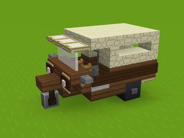 Tuk Tuk go br br Minecraft Map & Project