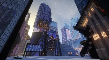 [Futuristic City] Exelixoipolis Minecraft Map & Project