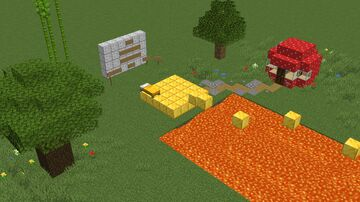 parkour Map solo or friends(1.16.5 command blocks used) Minecraft Map & Project
