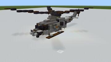 Bell UH-1Y Venom Minecraft Map & Project