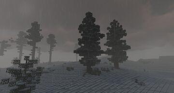 Snowy Kingdom Minecraft Map & Project