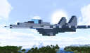 Mikoyan Gurevich MiG-29   Soviet Russian Fighter Jet   Air Superiority Fighter   MiG 9.12   Микоян МиГ-29 Minecraft Map & Project