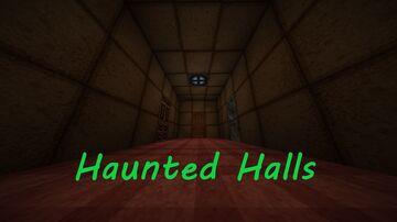 Haunted Halls Minecraft Map & Project