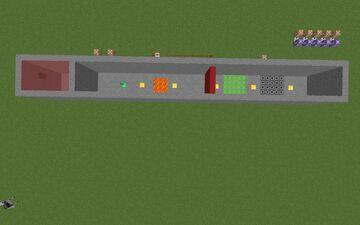 Dead Run Minecraft Map & Project