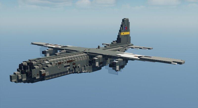 C-130J-30 Super Hercules - 1.5:1