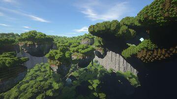 fragger57's Pandora Minecraft Map & Project