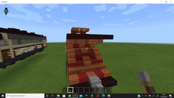 Canadian Wedge Snow Plow (CN) Minecraft Map & Project