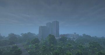 [1.11.2] The Original Zombie Apocalypse Minecraft Map & Project