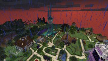 moltown Minecraft Map & Project