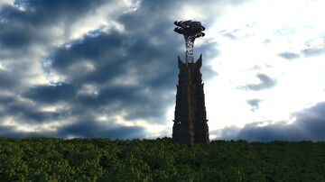 Isengard   The Fortress of Saruman the Wise Minecraft Map & Project