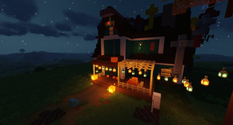 Hello Neighbor Alpha 1.5 HOUSE in Minecraft