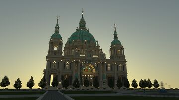 Berlin cathedral Minecraft Map & Project