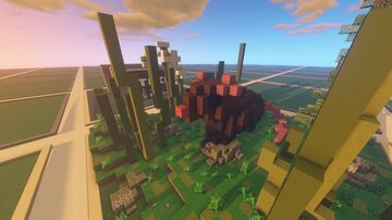 Forest Rat Minecraft Map & Project