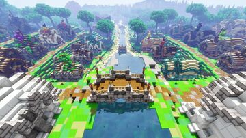 Hydra Camp Minecraft Map & Project