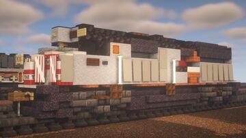 CalTrain - EMD F40PH-2 Minecraft Map & Project