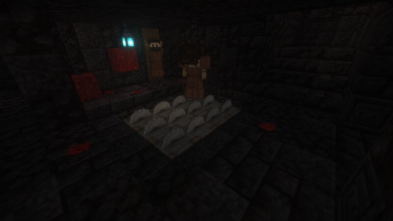 The Torture Chamber in The Blackstone Keep