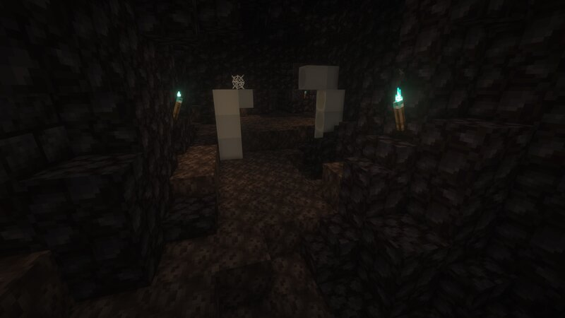 The Entrance to The Cavern of Souls