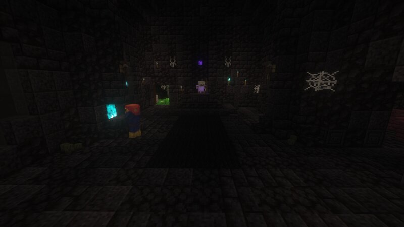 The Throne Room in The Blackstone Keep