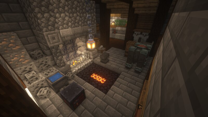 The Smithy in The Keep