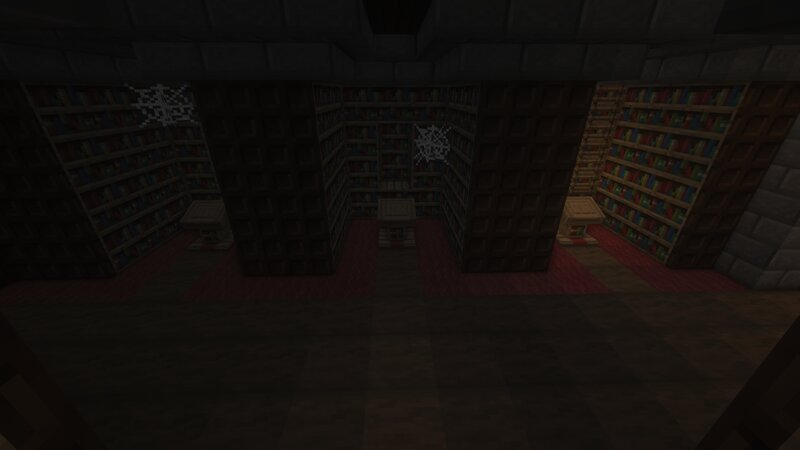 The Library in The Keep