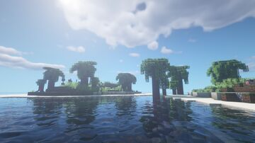 Farewell [1.16.5 Island Survival Map] Minecraft Map & Project