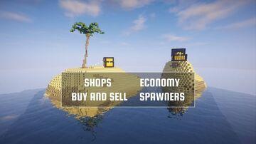 Ultimate Acid Island Minecraft Map & Project