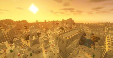 🌵 Desert world V2 🌵 Minecraft Map & Project