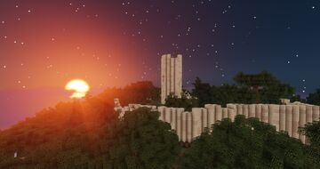 Pflixbourg Castle Minecraft Map & Project