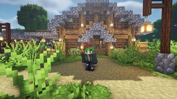 Big Barn Minecraft Map & Project