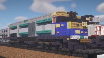 Long Island Railroad - EMD DM30AC Minecraft Map & Project