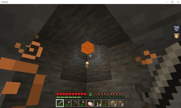 Find The Ore Minecraft Map & Project