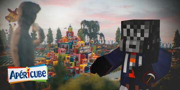 La Chasse Aux Cubes Minecraft Map & Project