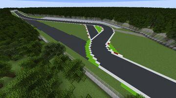 🇮🇹 Autodromo Nazionale di Monza, Italy (1.12) Minecraft Map & Project