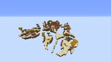 Hypixel's skywars map [free download] Minecraft Map & Project