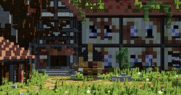 Rom's Tavern - Re:Zero Minecraft Map & Project