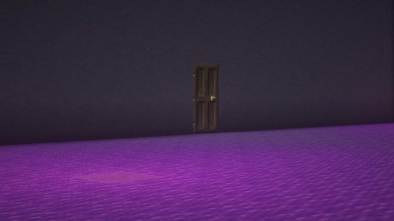 What's that strange door?