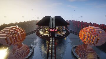 Nether Spawn Minecraft Map & Project