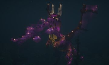 Dragon Build! Minecraft Map & Project