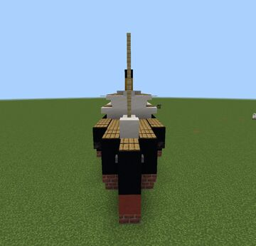SS/RMS Doric (1922) (my design) (1.5 Scale) Minecraft Map & Project