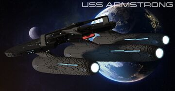 Star Trek: USS Armstrong (+ Download) Minecraft Map & Project