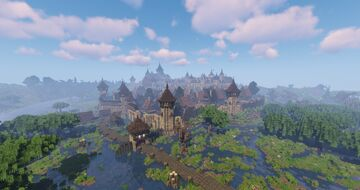 Moorwacht Minecraft Map & Project
