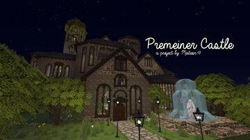 ミ★ Premeiner Castle [DOWNLOADABLE!!!!!!!!!!!!!!!!!] Minecraft Map & Project