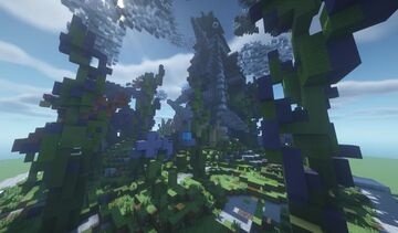 Flower Lobby [Free Download] Minecraft Map & Project