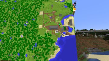 my map survival Minecraft Map & Project